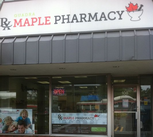 Quadra Maple Pharmacy